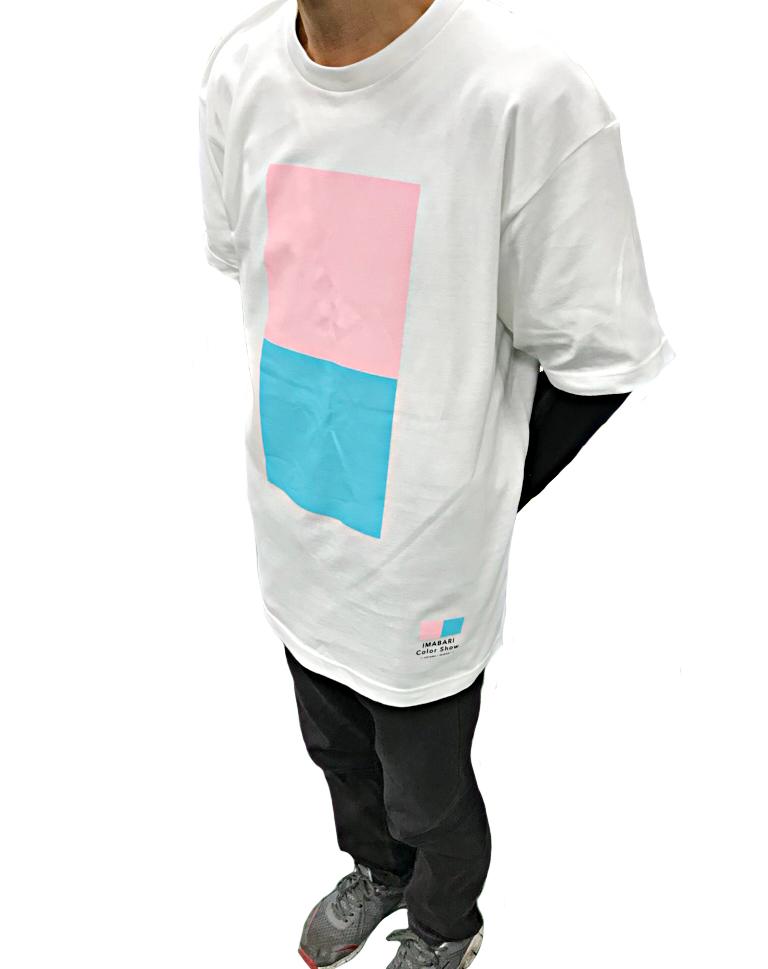 IMABARI Color ShowスタッフTシャツ2